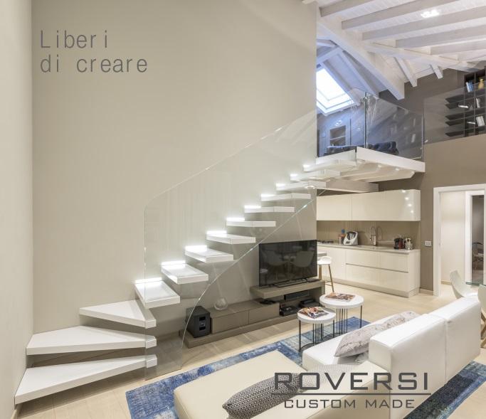 Scale da interno Roversi