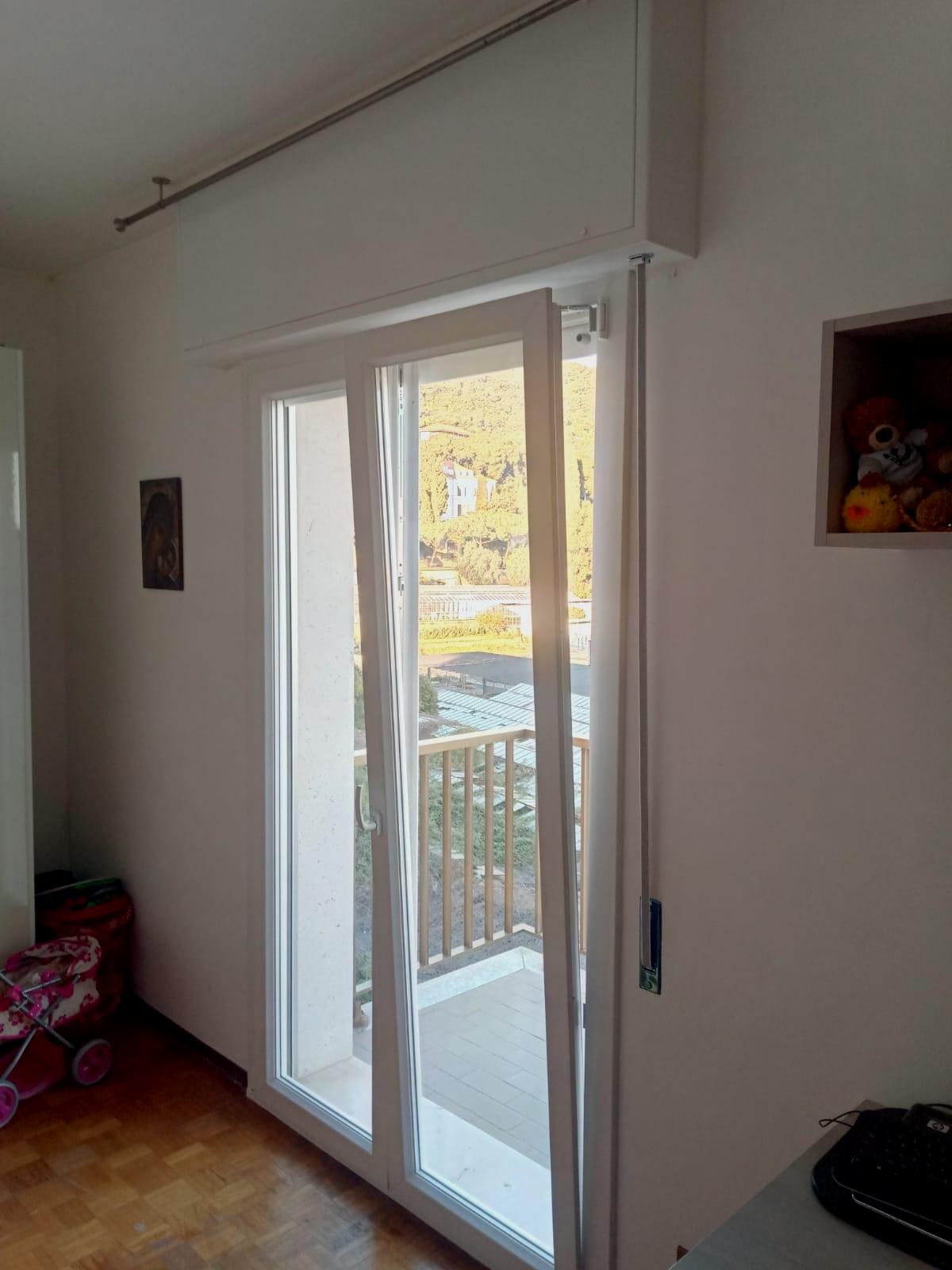 Serramenti ed avvolgibili in pvc, cassonetti in alluminio e porta blindata a Vallecrosia (IM)