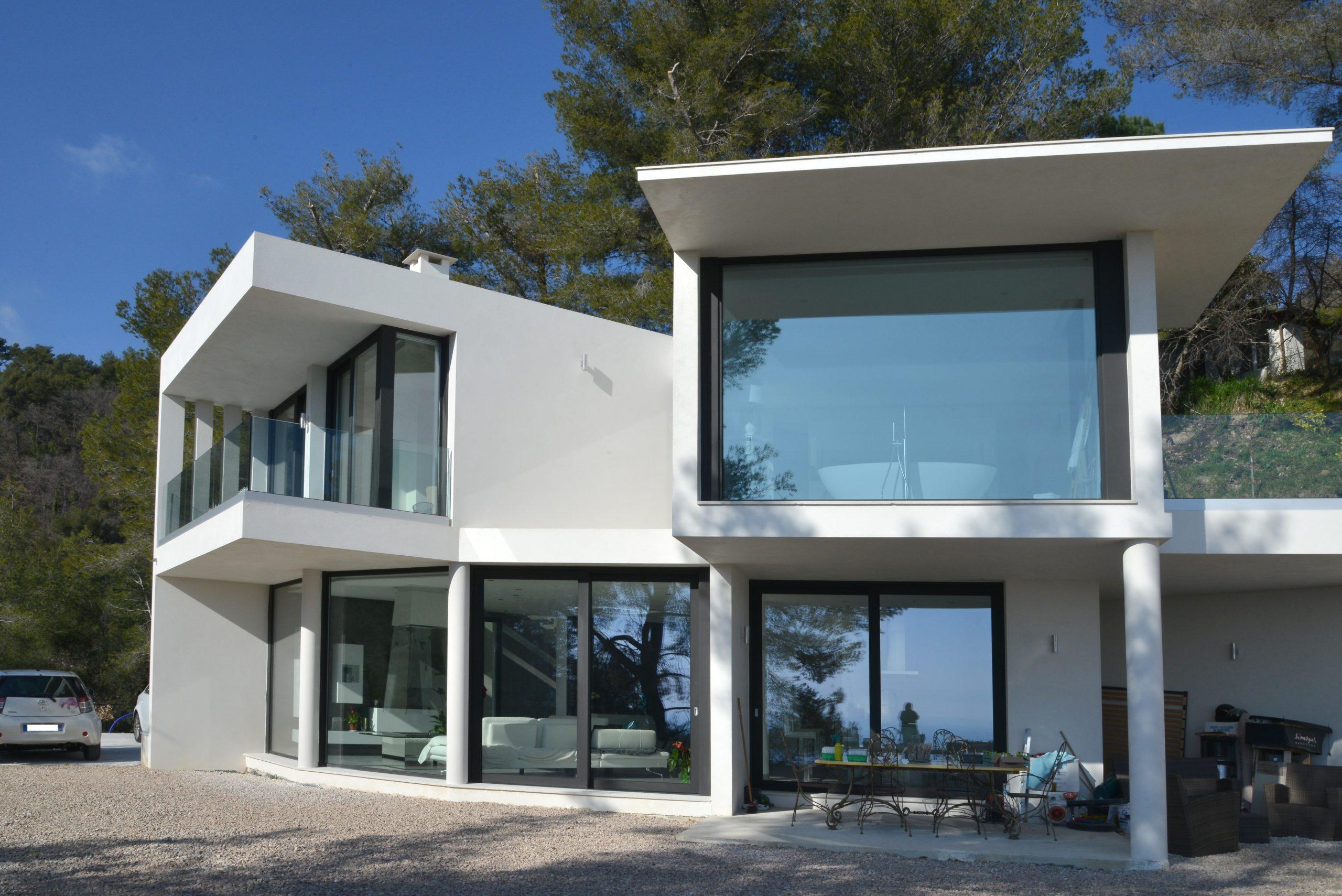 Villa a Roquebrune Cap-Martin (Francia)