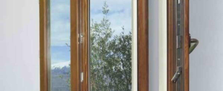 Serramenti legno / alluminio